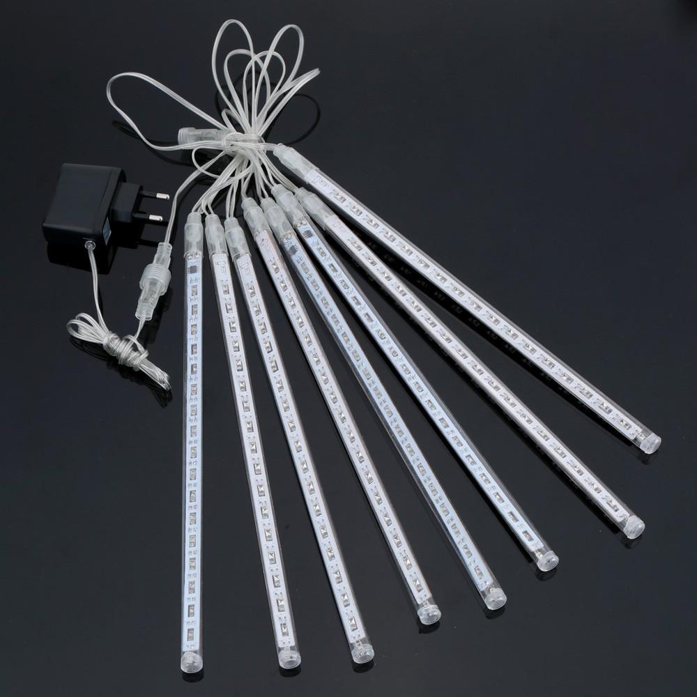 Beste Meteorschauer Regen LED Licht String blau mit blau eu stecker ...