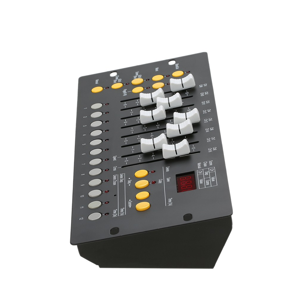 192 Channels DMX512 Controller Console Stage Lighting Operator Equipment
