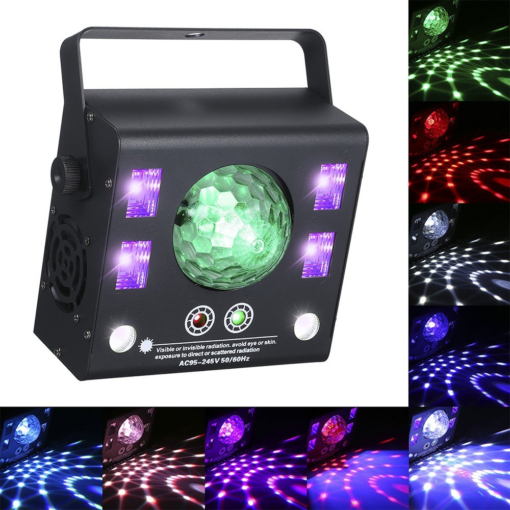 Tomtop - [EU Clearance Sale] 50W LEDs Stage Laser Light 4-in-1 Kaleidoscope, $29.99 (Inclusive of VAT)
