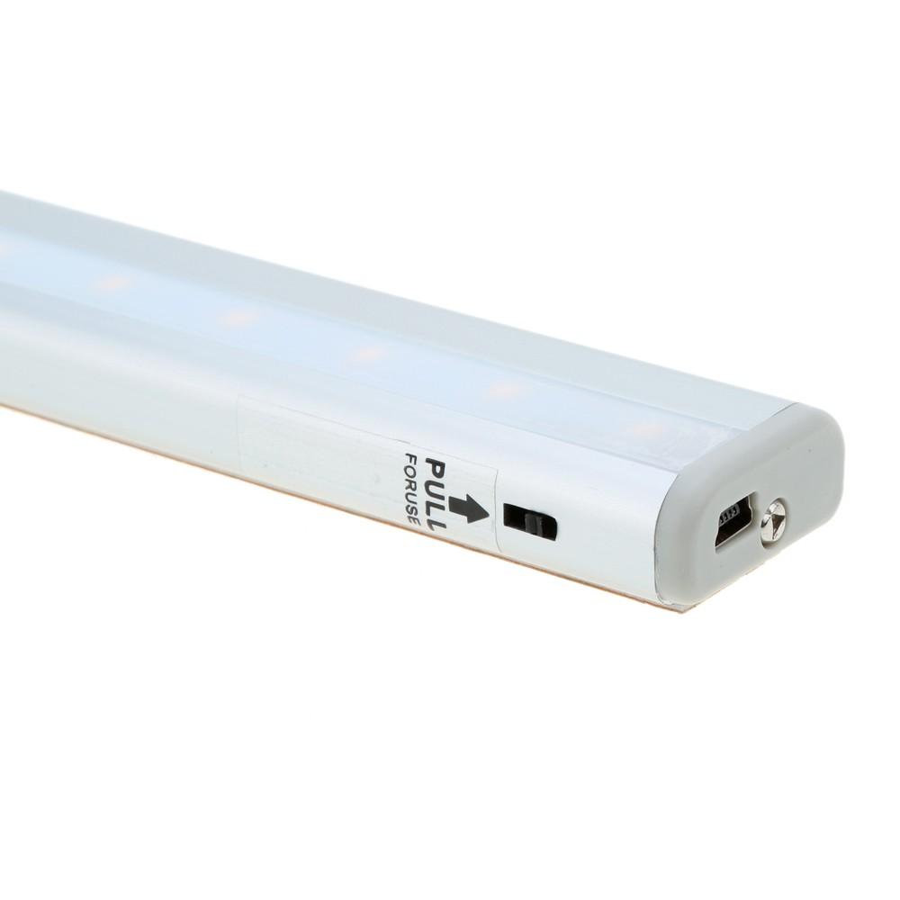 lixada lumi re sans fil capteur du corps 20 leds 740lm applique avec batterie au lithium. Black Bedroom Furniture Sets. Home Design Ideas