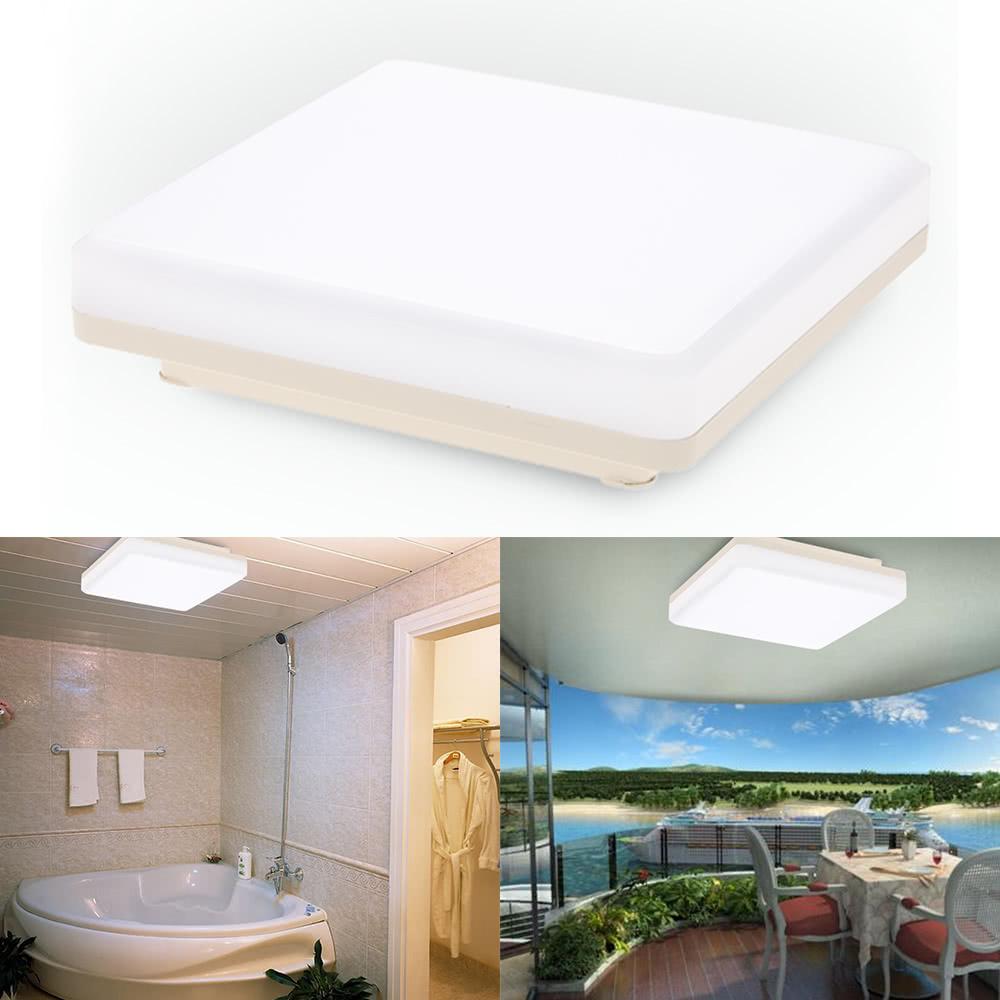 classe nerg tique de plafond de plafond de 25w ip44 2000lm led a blanc. Black Bedroom Furniture Sets. Home Design Ideas
