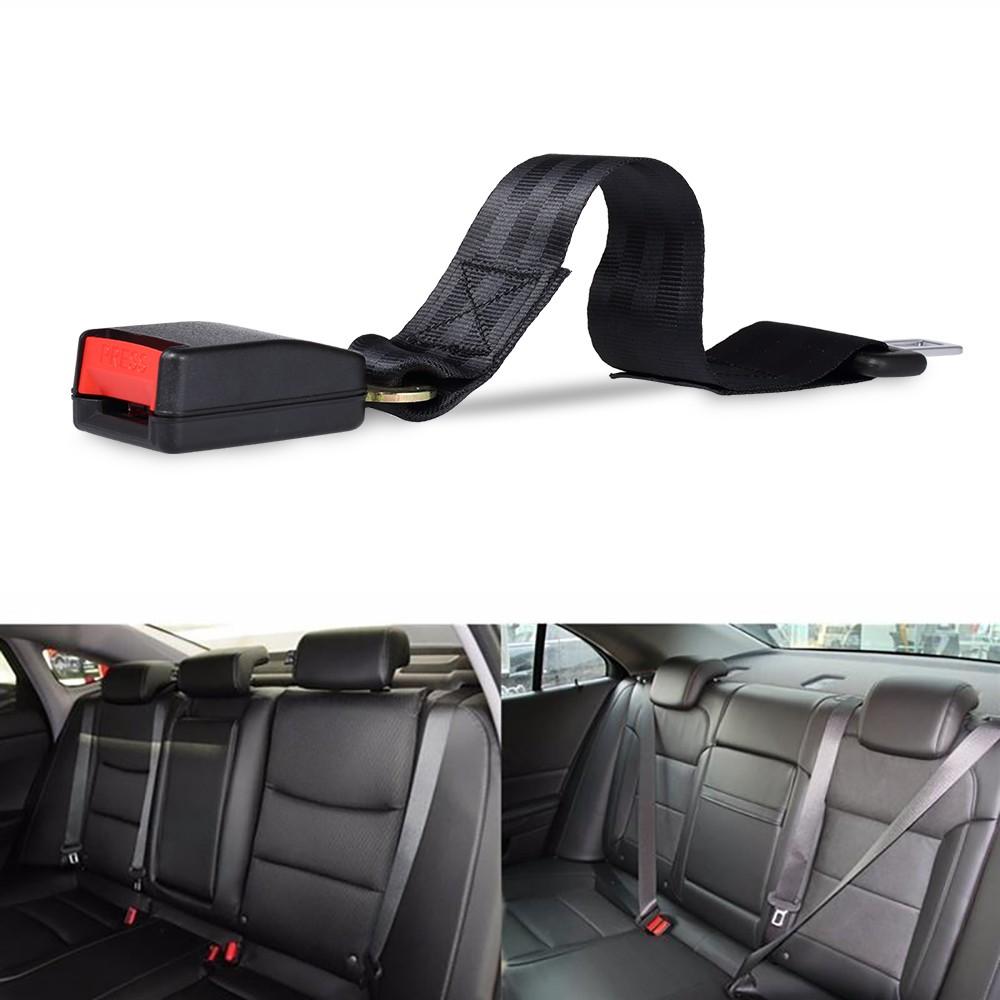 Universal Seat Belt Extender Click-in Vehicle Car Safety Seatbelt ...