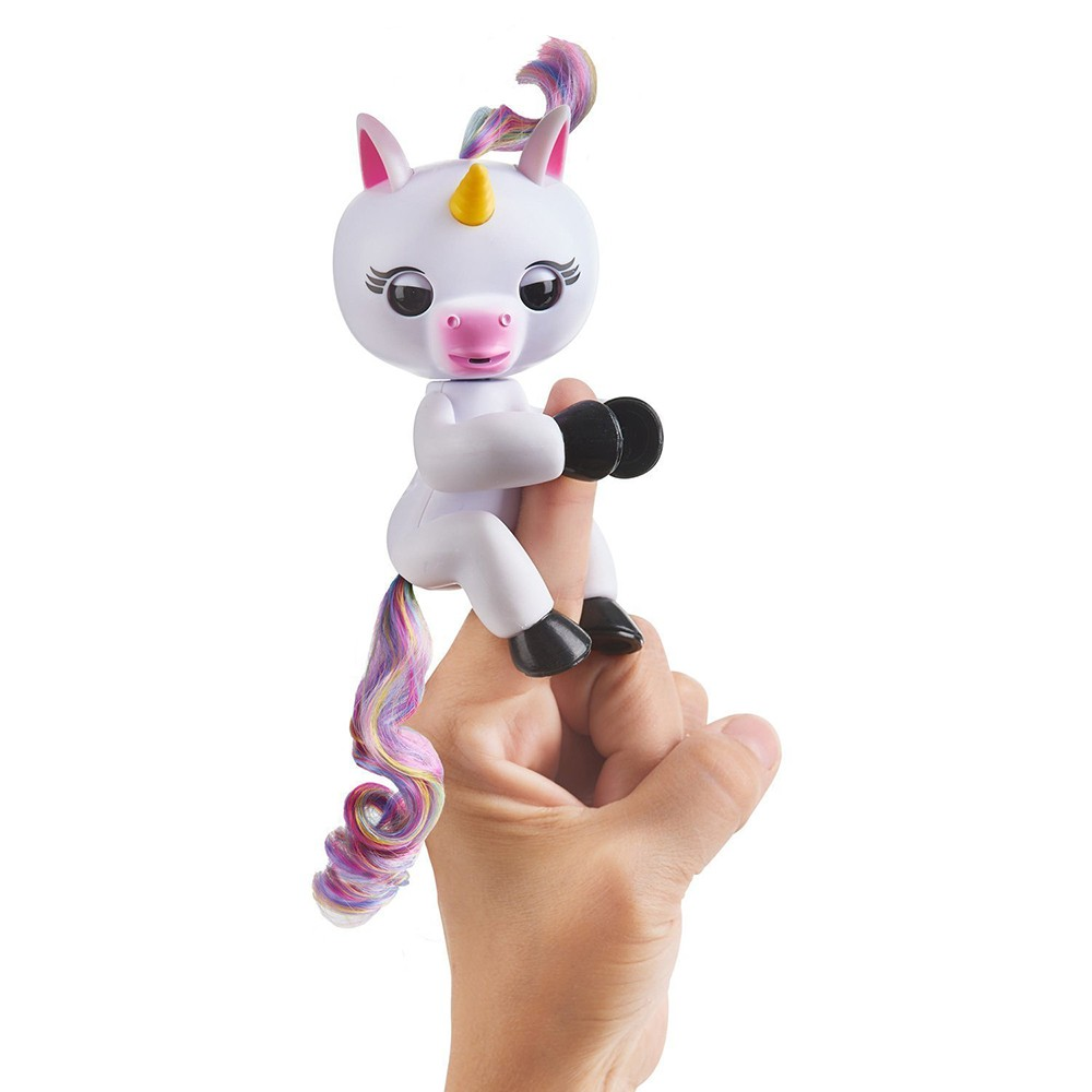 $2.1 OFF Unicorn Finger Lings Smart Induction Pet Electronic Toys,free shipping $12.89