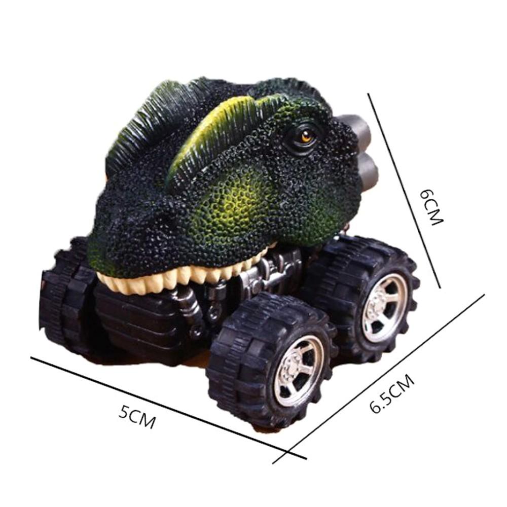 Dinosaure De Le Véhicule Voiture Ressort Mini Tirent Modèle Jouet kiXuTwOPZ