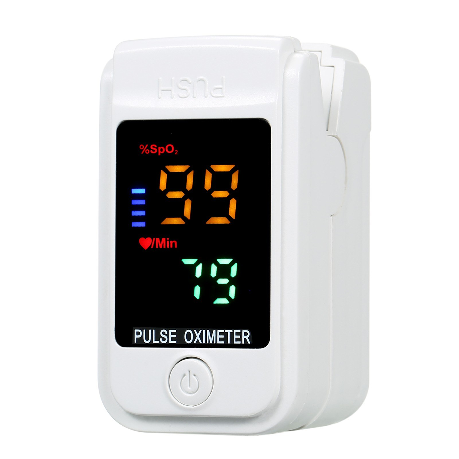 - 44% OFF Fingertip Clip Pulse Oximeter L-ED Colorful Screen Display, Free Shipping $7.69