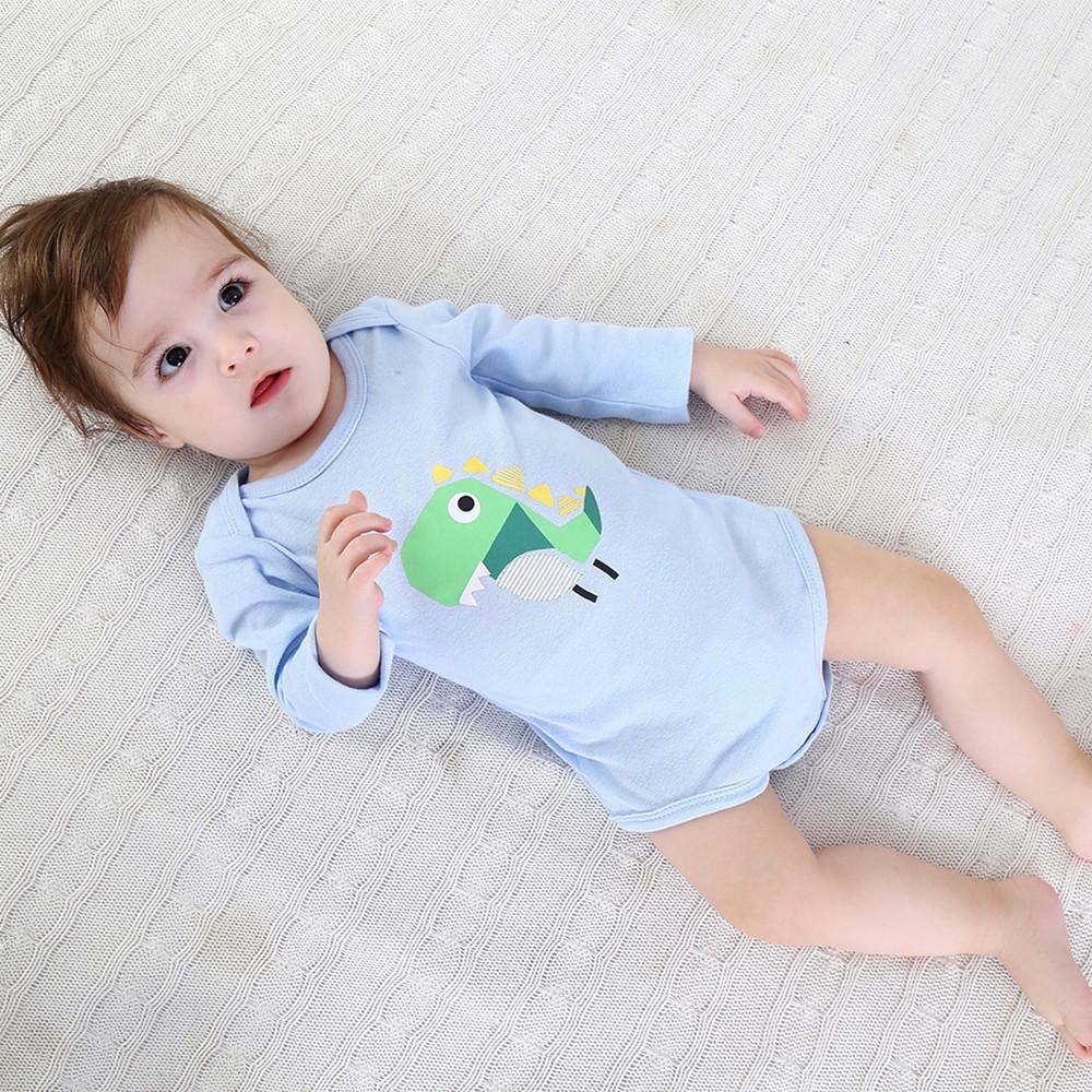 3 st cke baby strampler body kleidung set 100 baumwolle. Black Bedroom Furniture Sets. Home Design Ideas