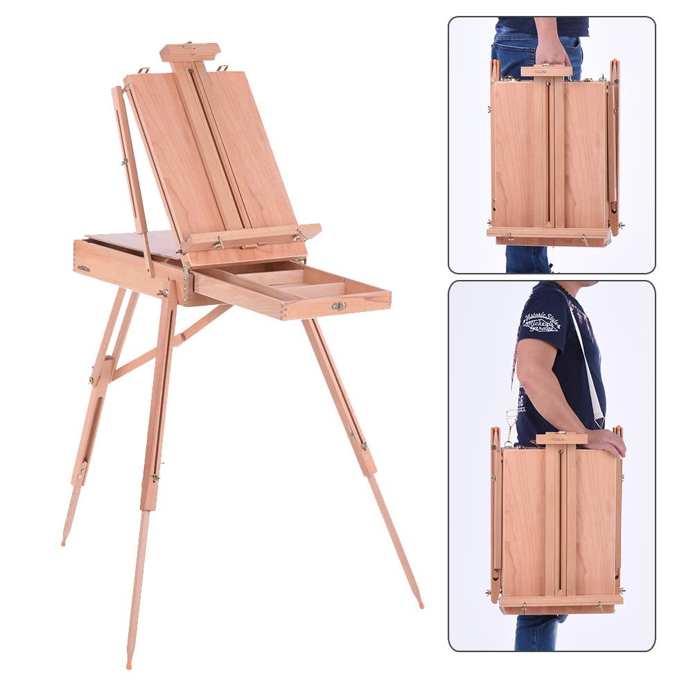 Plegable profesional del arte del artista de madera - Pintura base para madera ...