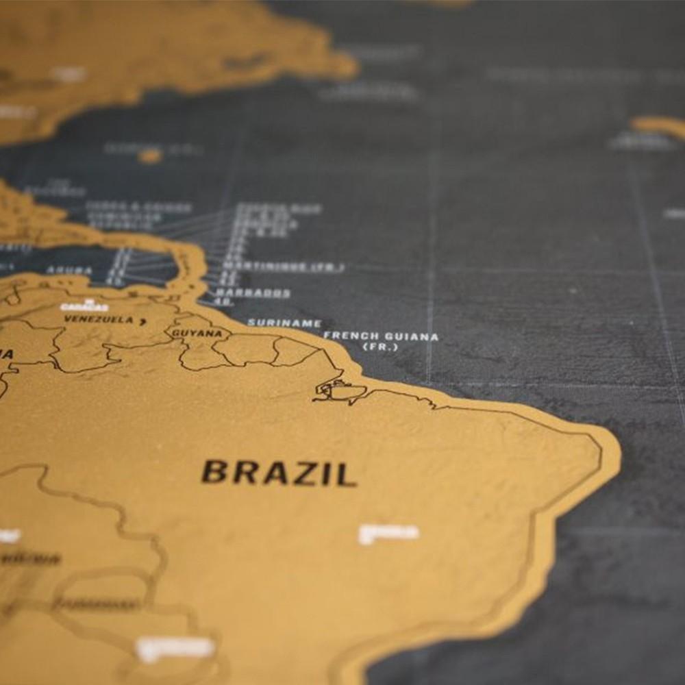 Scratch world map travel edition original 42 30cm 3 tomtop gumiabroncs Gallery