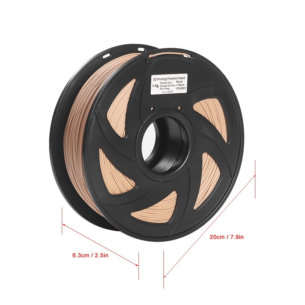 4025-OFF-3D-Printer-Filament-Wood-PLA-175mm-1kglimited-offer-242459
