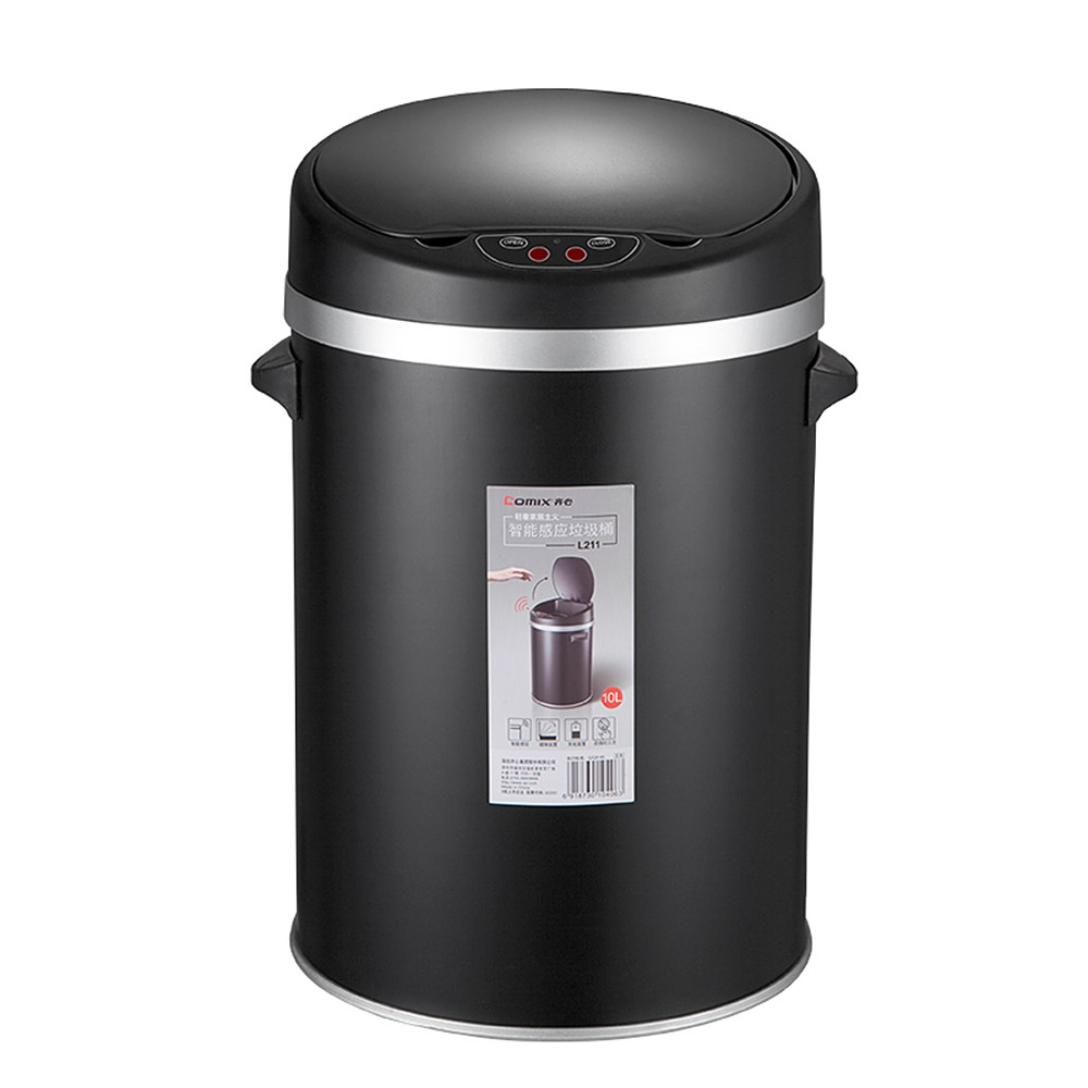 7725-OFF-Comix-L211-Automatic-Sensor-Touchless-Trash-Can-10Llimited-offer-244799