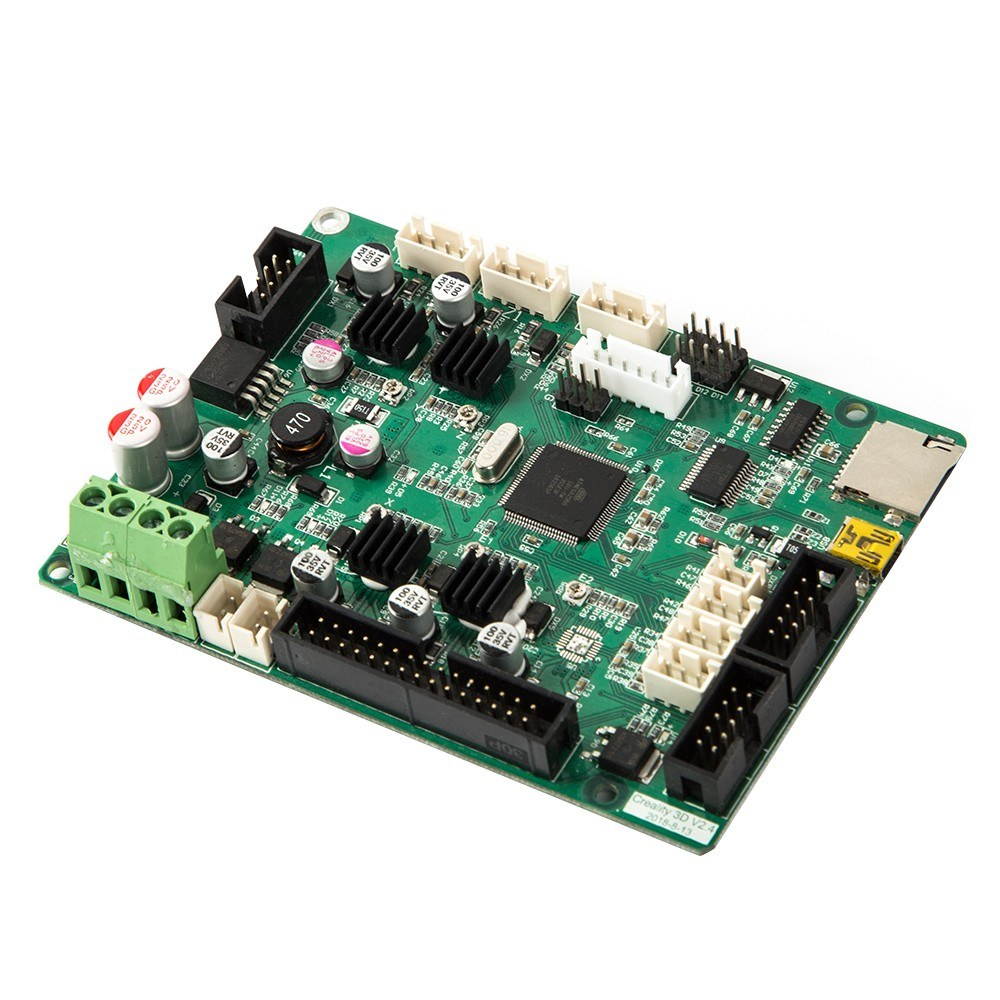 Creality 3D Controller Board Mainboard Motherboard 24V Power Input with USB  Port Compatible for CR-10S Pro 3D Printer Self Assembly DIY Kit Sales
