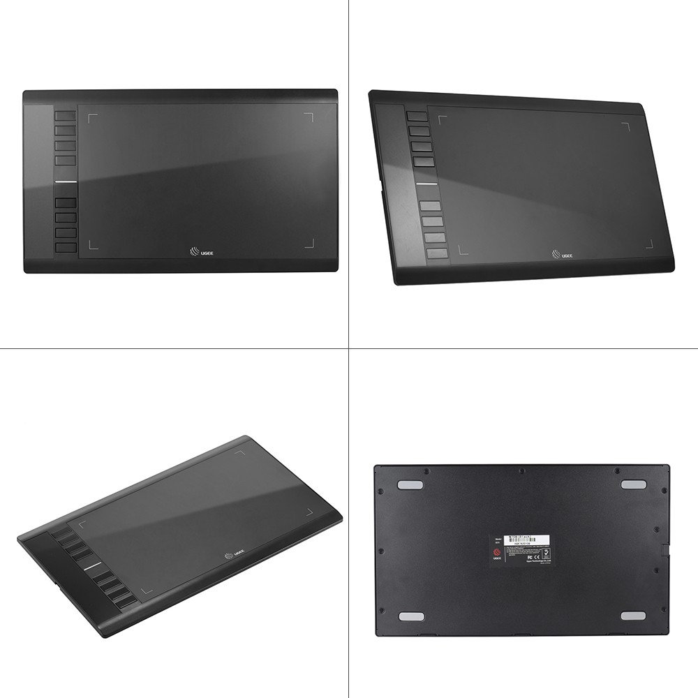 Ugee M708 Art Design Ultra-thin Graphics Drawing Tablet