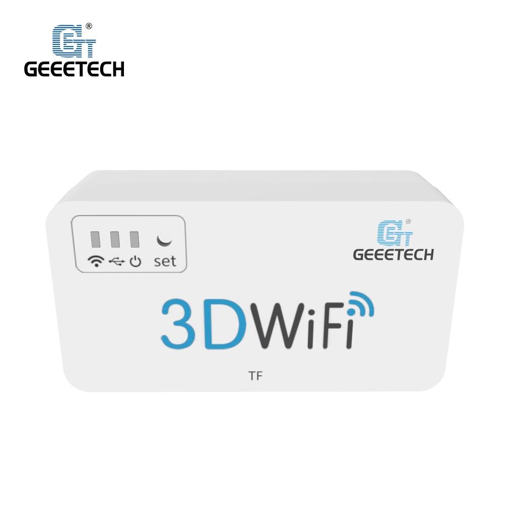 Best GEEETECH 3D WiFi Module 3D Printer Parts Mini Wifi Box with TF white  Sale Online Shopping | Cafago com