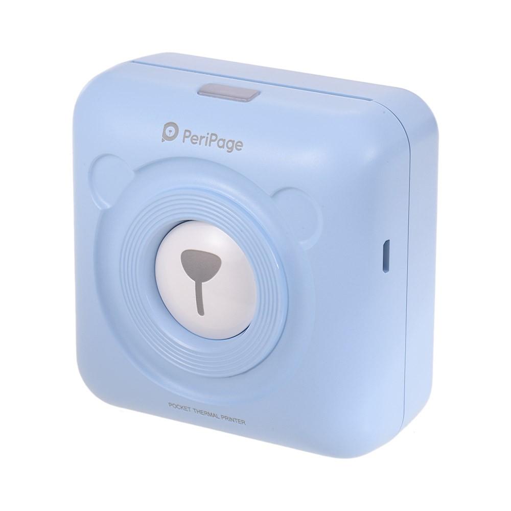 GOOJPRT PeriPage Mini Pocket Wireless BT Thermal Printer