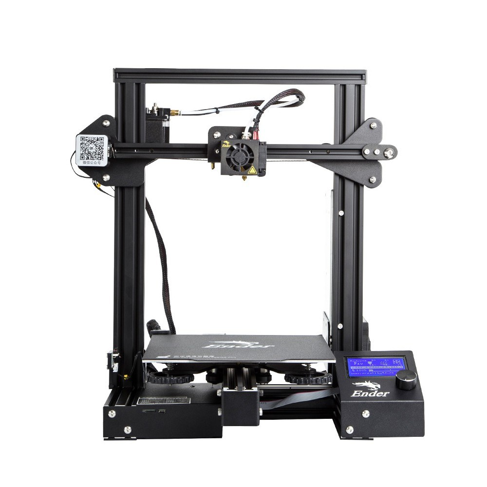 Cafago - 73% OFF Creality 3D Ender-3 Pro High Precision 3D Printer DIY Kit,free shipping+$165.69