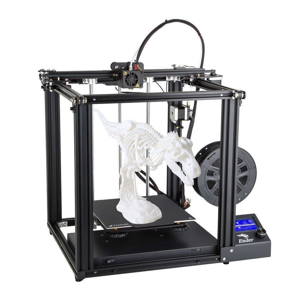 Tomtop - [EU Warehouse] 57% OFF Creality Ender 5 3D Printer DIY Kit, Limited Offers $209.99 (Inclusive of VAT)