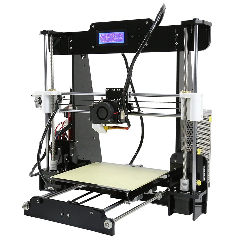 kits d 39 imprimante 3d de haute pr cision d 39 anet a8 avec le filament 10m eu. Black Bedroom Furniture Sets. Home Design Ideas