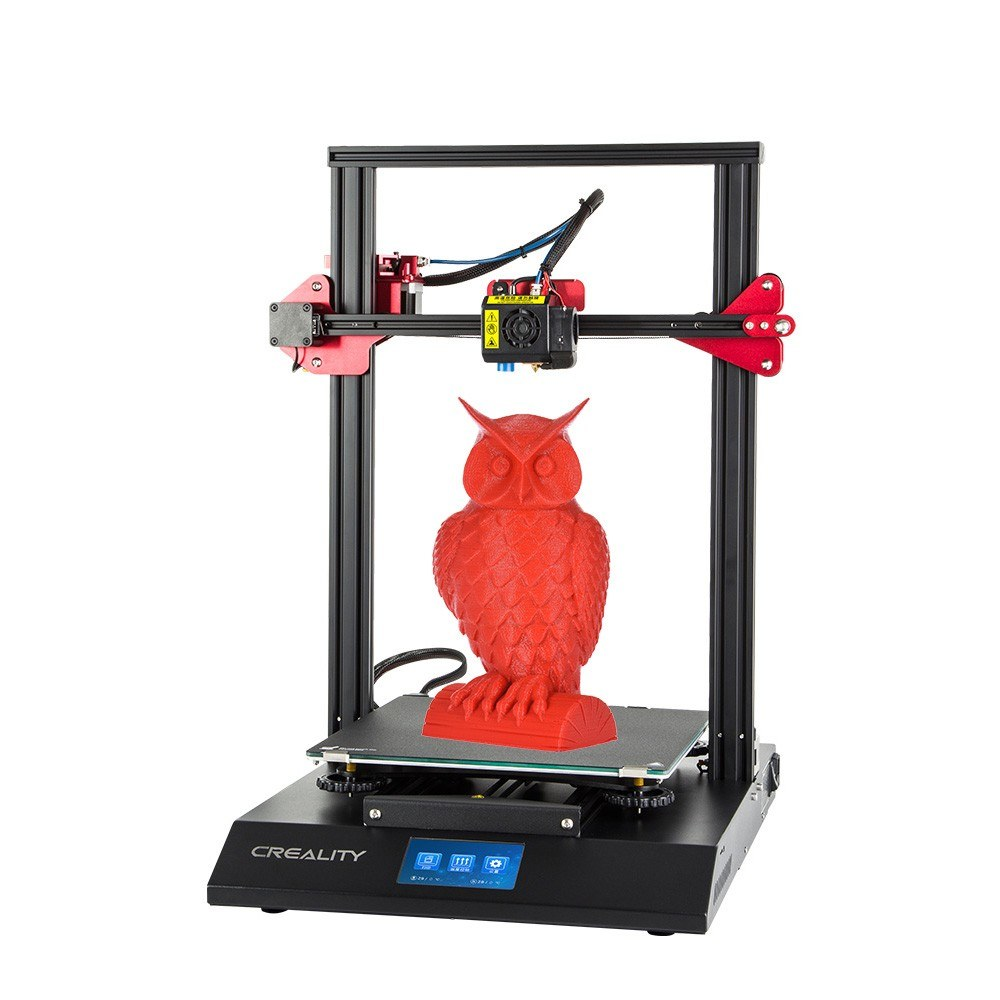 tomtop.com - 71% OFF CREALITY CR-10S Pro 3D Printer Upgraded Kit, Limited Offers €347.65