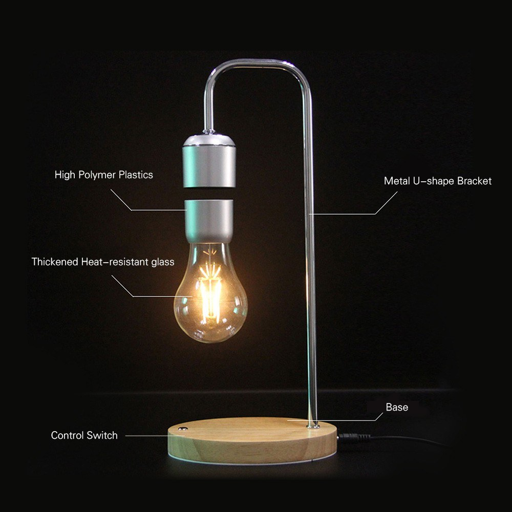 Magnetic Levitating Floating Light Bulb Sales Online eu ...