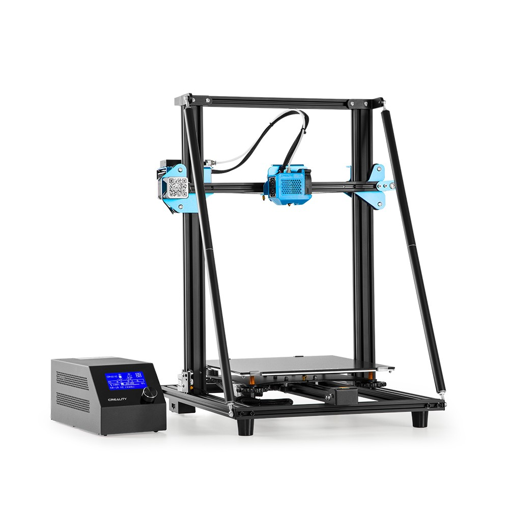 tomtop.com - 70% OFF Creality 3D CR-10 V2 High Precision 3D Printer DIY Kit, Limited Offers $373.99