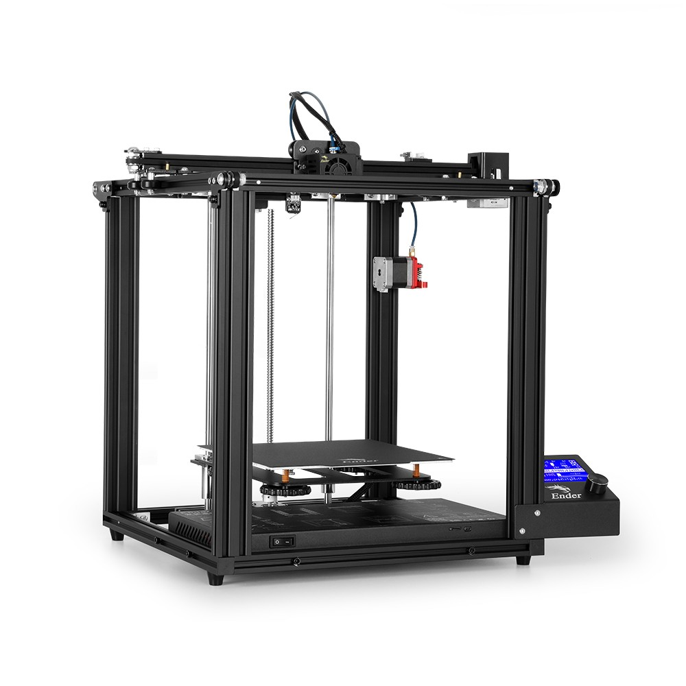 tomtop.com - Today Only 77% OFF Creality 3D High Precision Ender-5 Pro 3D Printer, Limited Offers $303