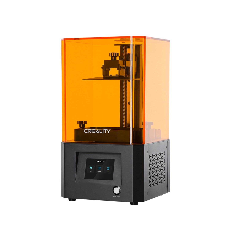 tomtop.com - 53% OFF Creality 3D LD-002R UV Resin 3D Printer, EU Warehouse $189