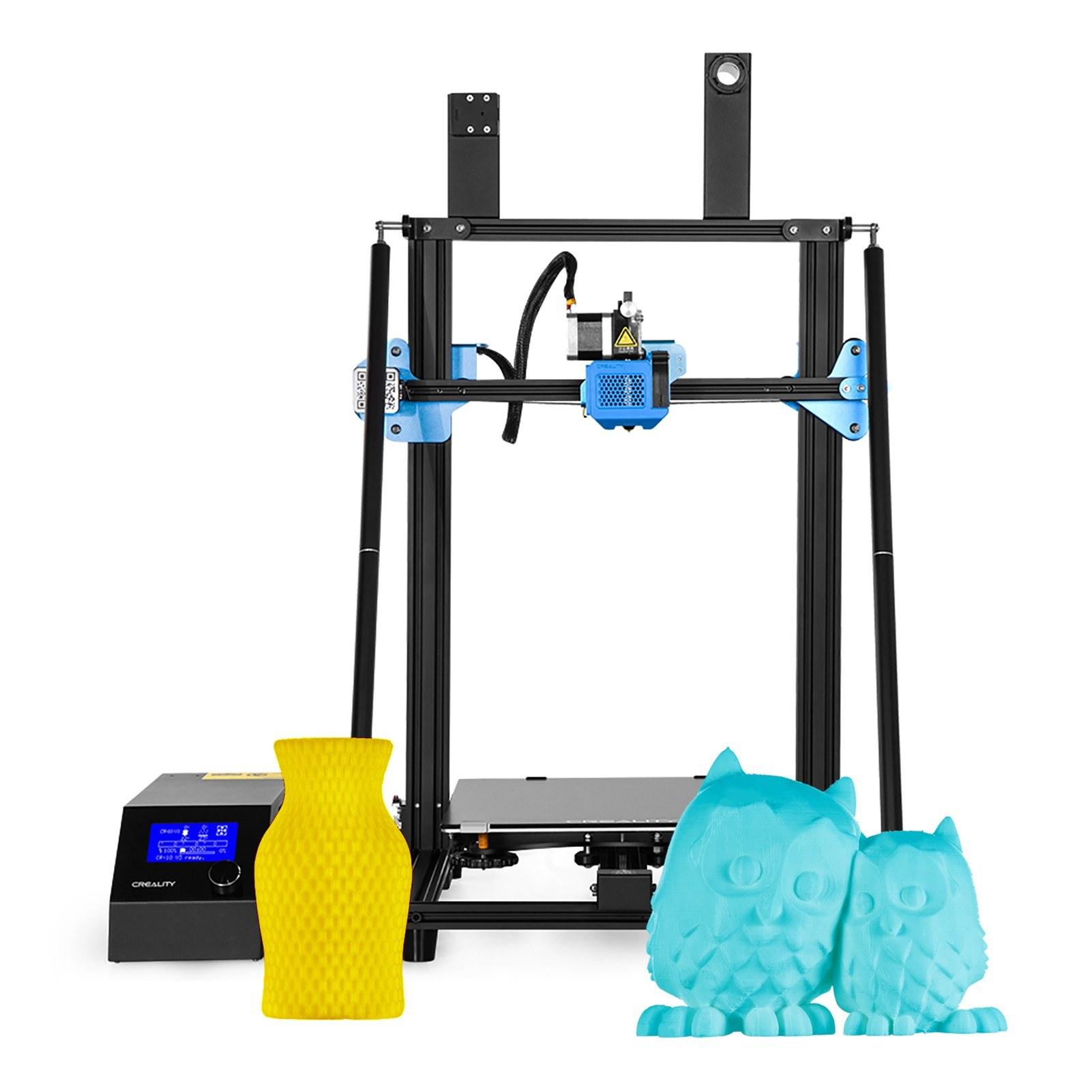 tomtop.com - 49% OFF Creality 3D CR-10 V3 Upgrade High Precision, EU Warehouse $450.58