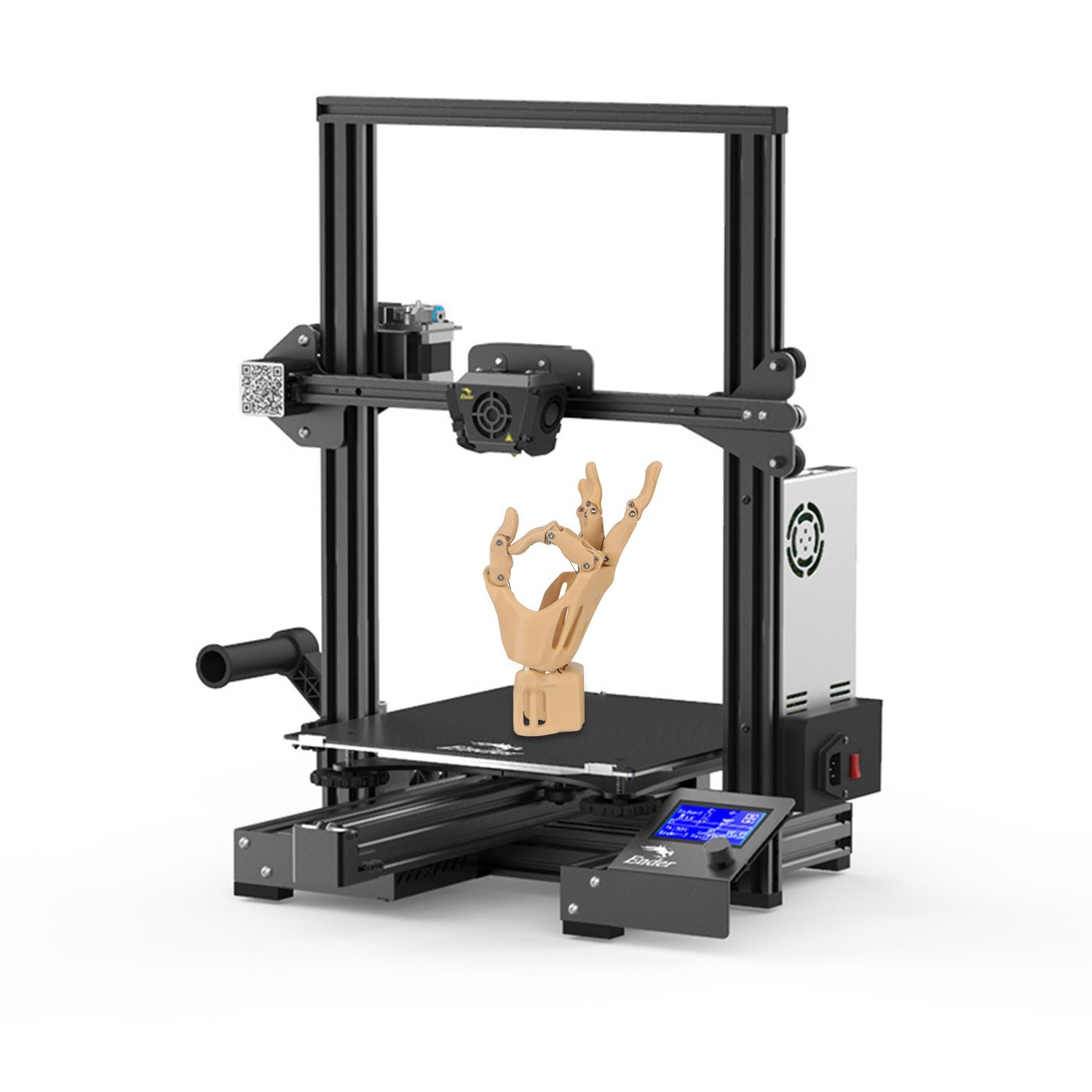 Tomtop - $70 OFF Creality Ender-3 Max 3D Printer Kit with High Precision, EU Warehouse $259.99