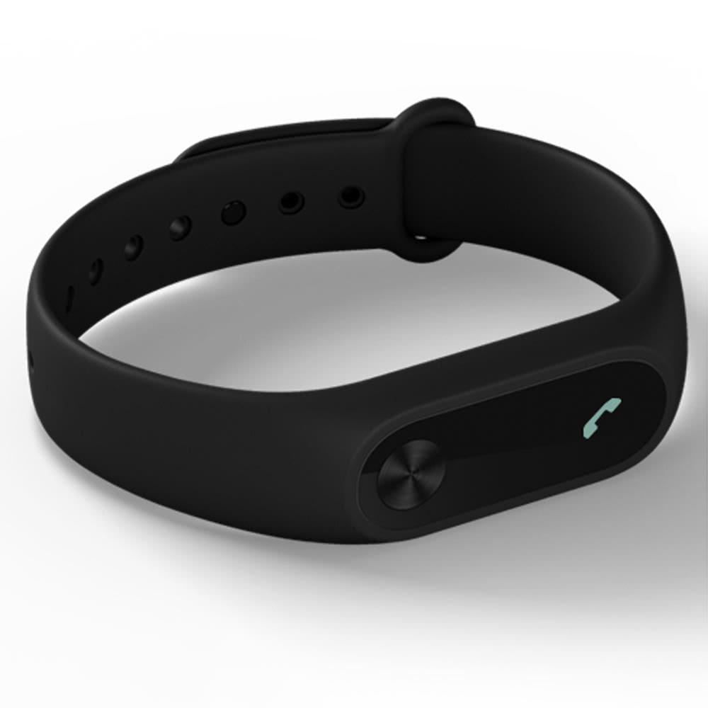 International Edition Xiaomi Mi Band 2 Wristband Sports Bracelet Original Black Free Screen Guard Pcs