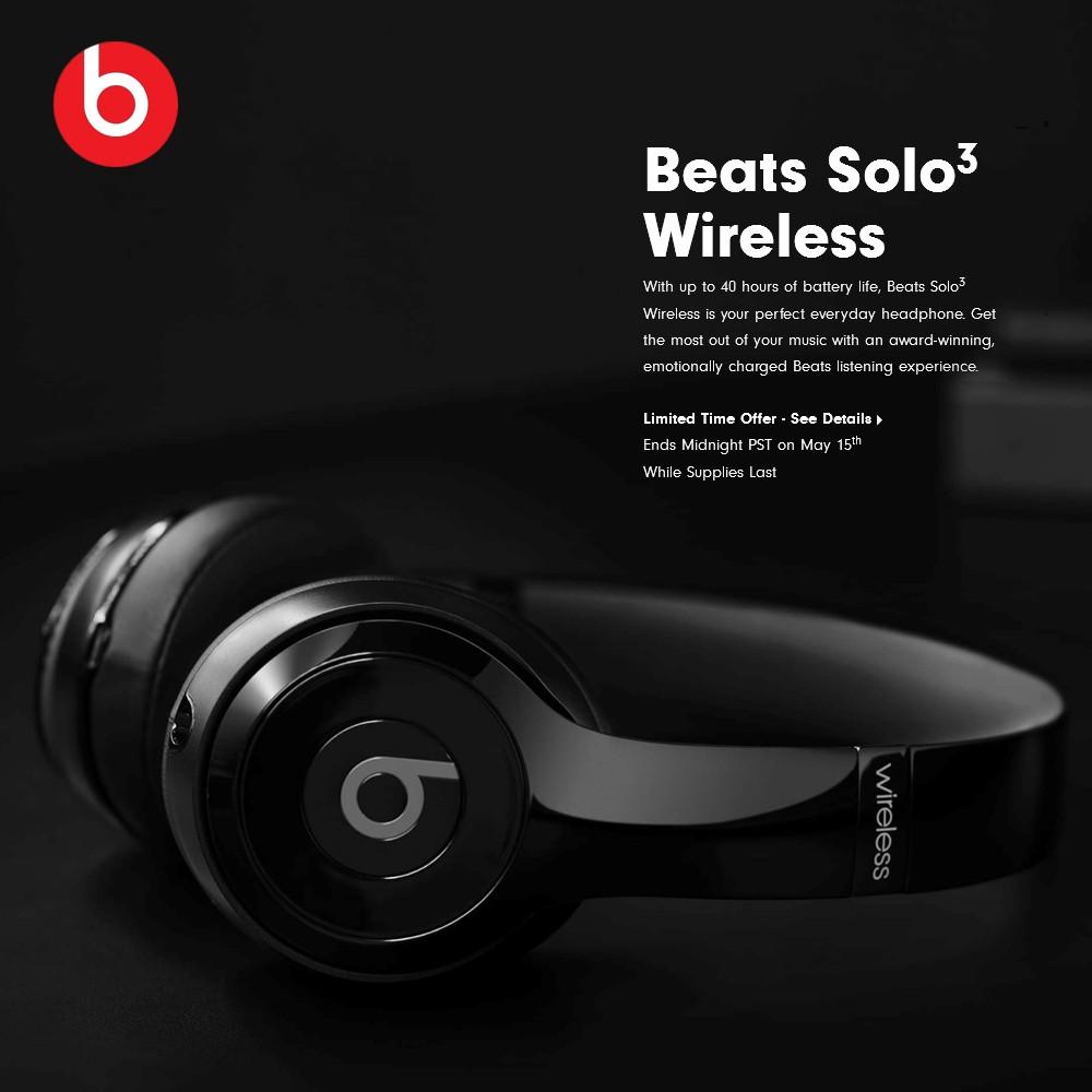 Best Beats Solo 3 Wireless On Ear Sale Online Shopping Red Cafago Com