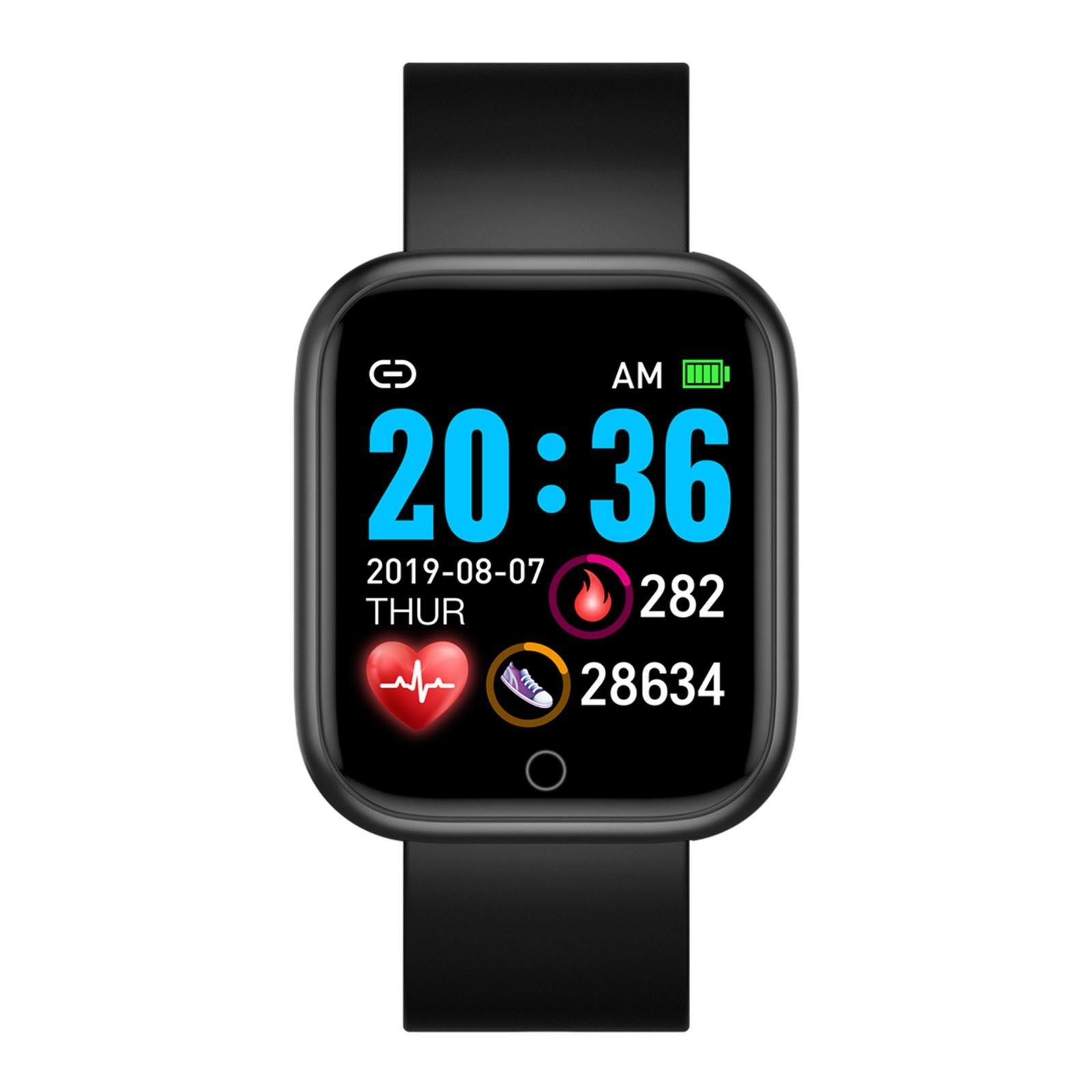 tomtop.com - 56% OFF i5PRO 1.3-Inch IPS Screen Smart Bracelet Sports Watch, Free Shipping $13.99