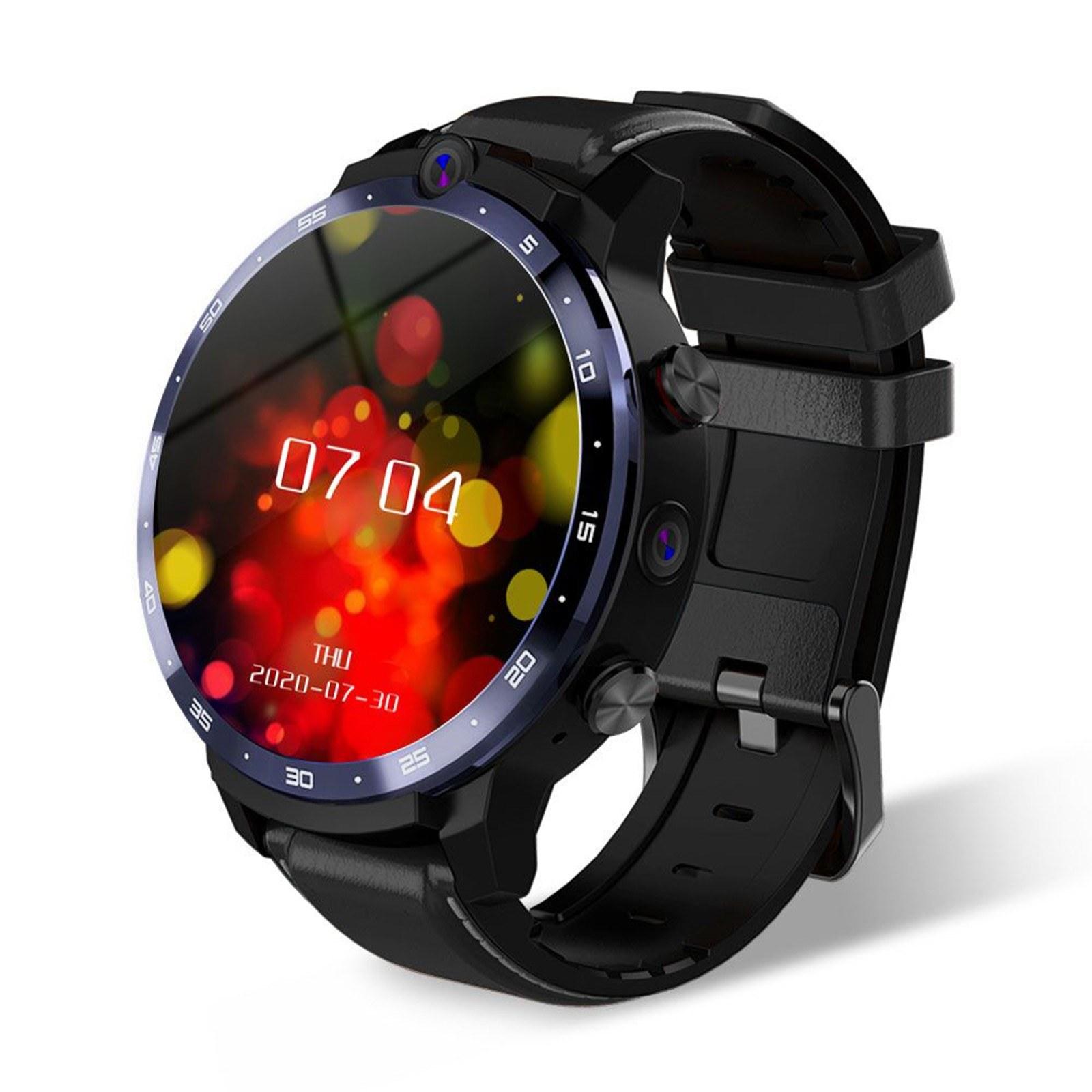 cafago.com - 61% OFF LEMFO LEM12 Pro 4G LTE Smart Watch,free shipping+$187.81