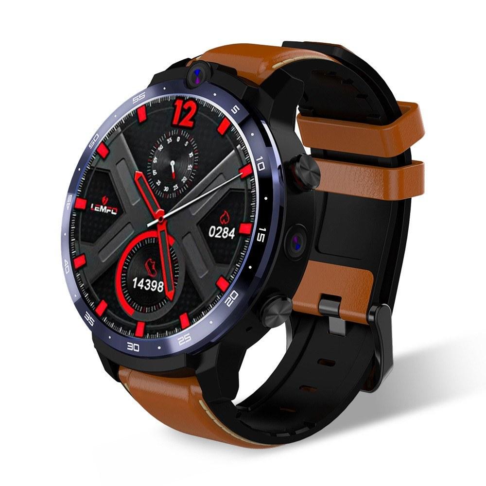 tomtop.com - 53% OFF LEMFO LEM12 Pro 4G LTE Smart Watch, Limited Offers $189.99