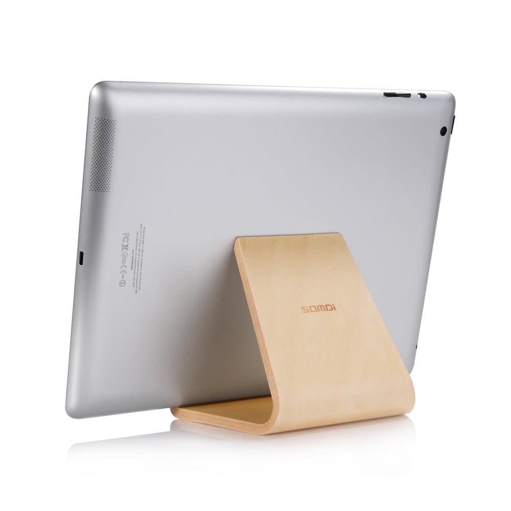beste samdi birke holz telefon tablet st nder naturholz verkauf online einkaufen. Black Bedroom Furniture Sets. Home Design Ideas
