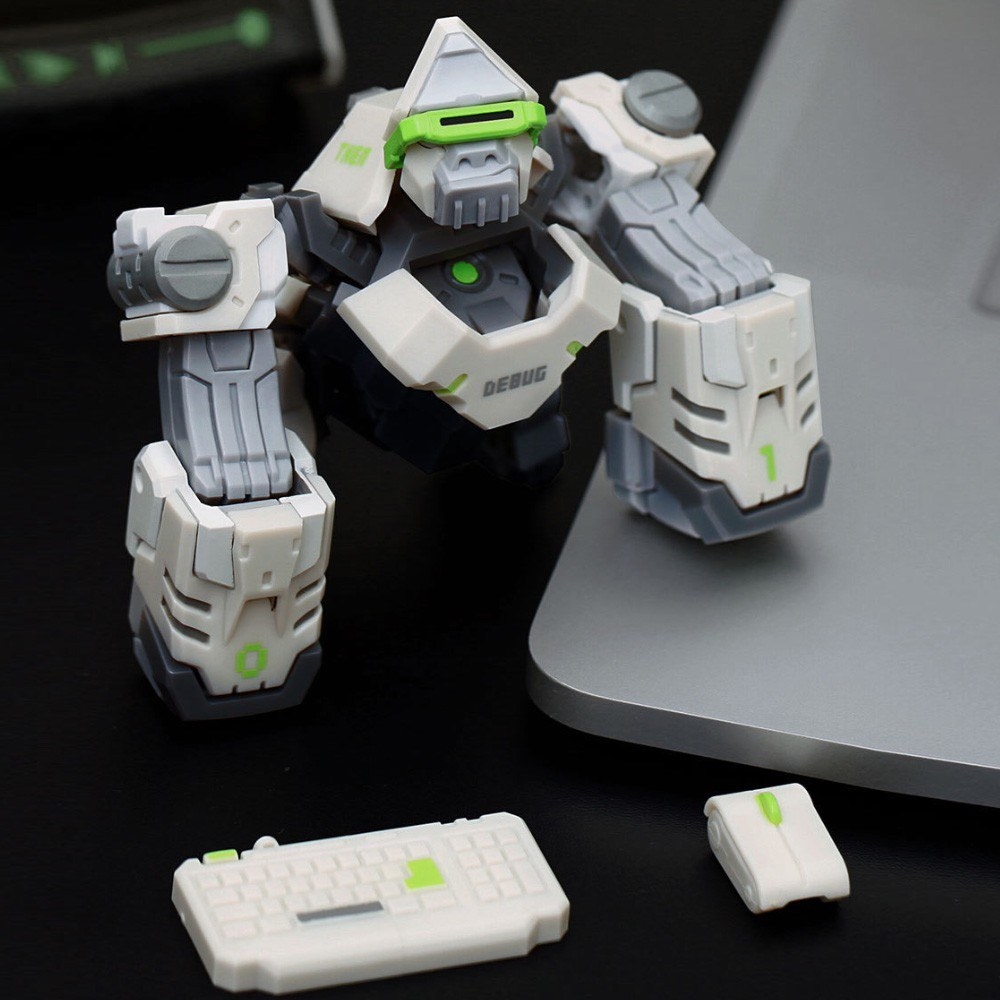 Xiaomi 52Toys Deformation Toy