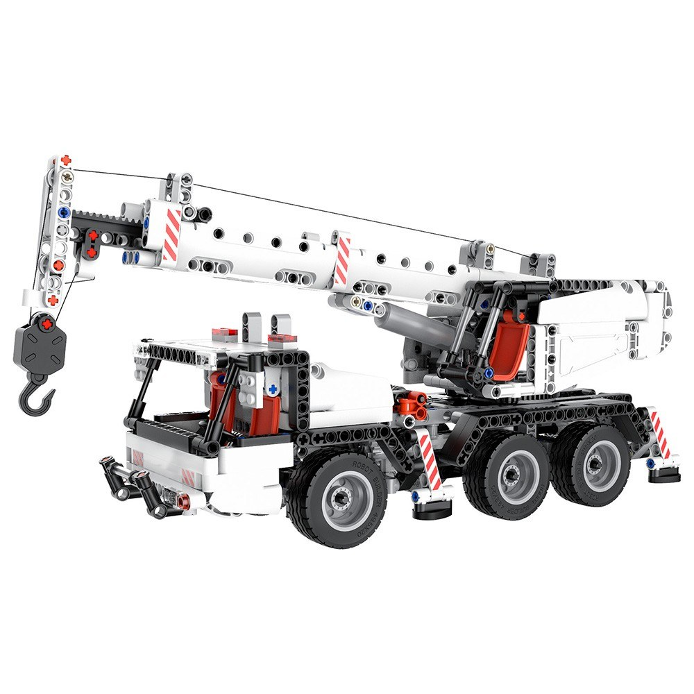 Xiaomi Mitu Building Blocks Miniature City Engineering Crane Robot za $39.99 / ~152zł