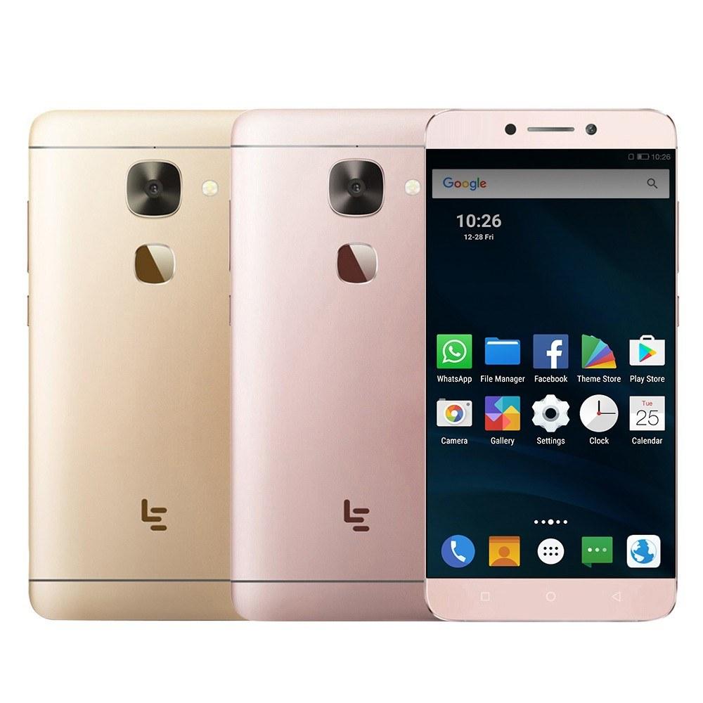 Best Letv LeEco Le S3 (Le 2 Pro) LEX625 Mobile Phone Sale Online Shopping  rose gold 32gb | Cafago com