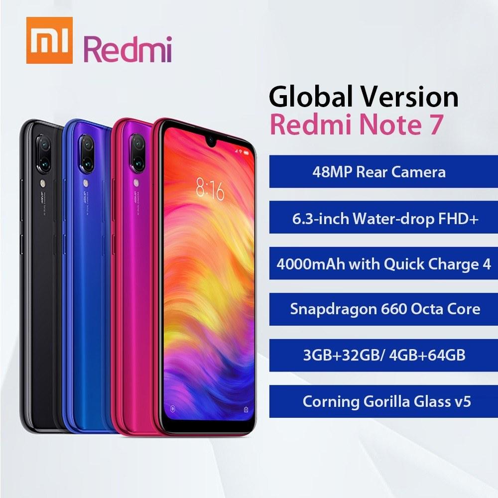 Manuale - Xiaomi Redmi Note 7 Telefono cellulare