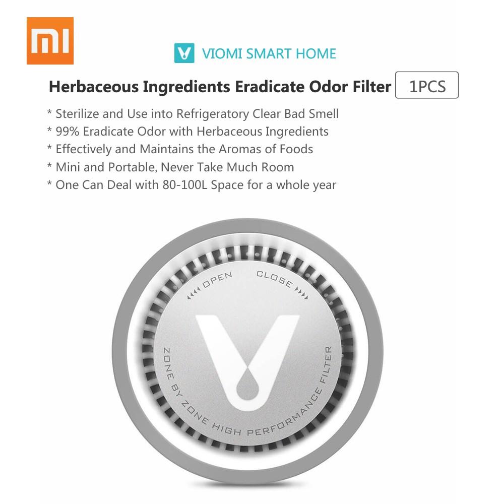 Urządzenie do usuwania zapachów z lodówki Xiaomi VIOMI Fridge Eradicate Odor Filter za 32zł