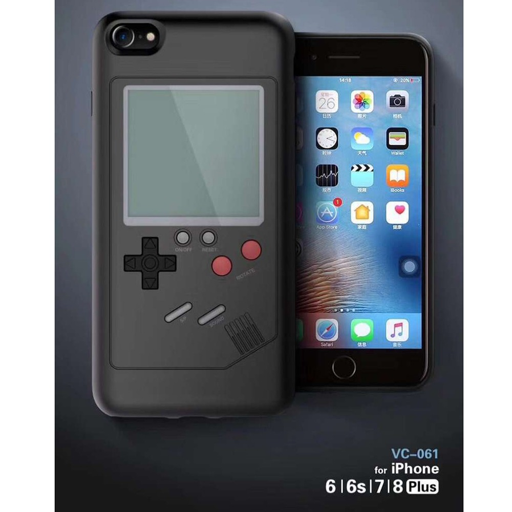 Classic Mobile Games Phone Cases, for iPhone 7 Plus / 8 Plus