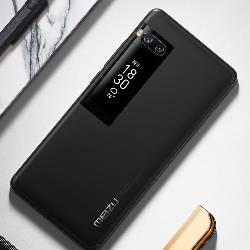 Meizu Pro 7 Plus 4G LTE Smartphone 5 7inch Ultra HD Super AMOLED 6GB RAM  64GB ROM - US$485 99 Sales Online black us 64gb - Tomtop