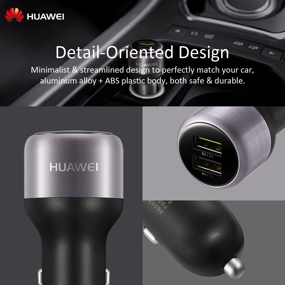 HUAWEI QuickCharge™ Car Charger