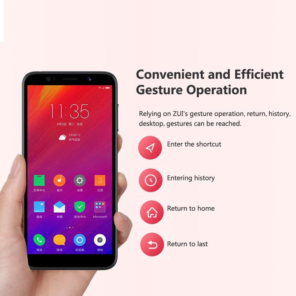 Global Lenovo A5 Face ID 3GB 16GB 4000mAh Mobile Phone