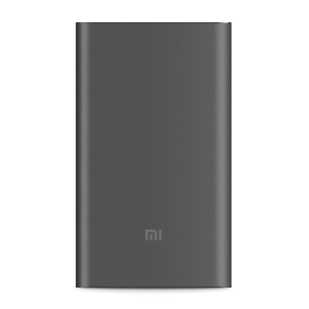 Original Xiaomi Mi Power Bank Pro 10000mah Powerbank Slim Usb 10000 Mah Type C 18w Faster Charge Metal Shell For Mi5 Mi4 Iphone 6 6s Plus Samsung S7 Edge
