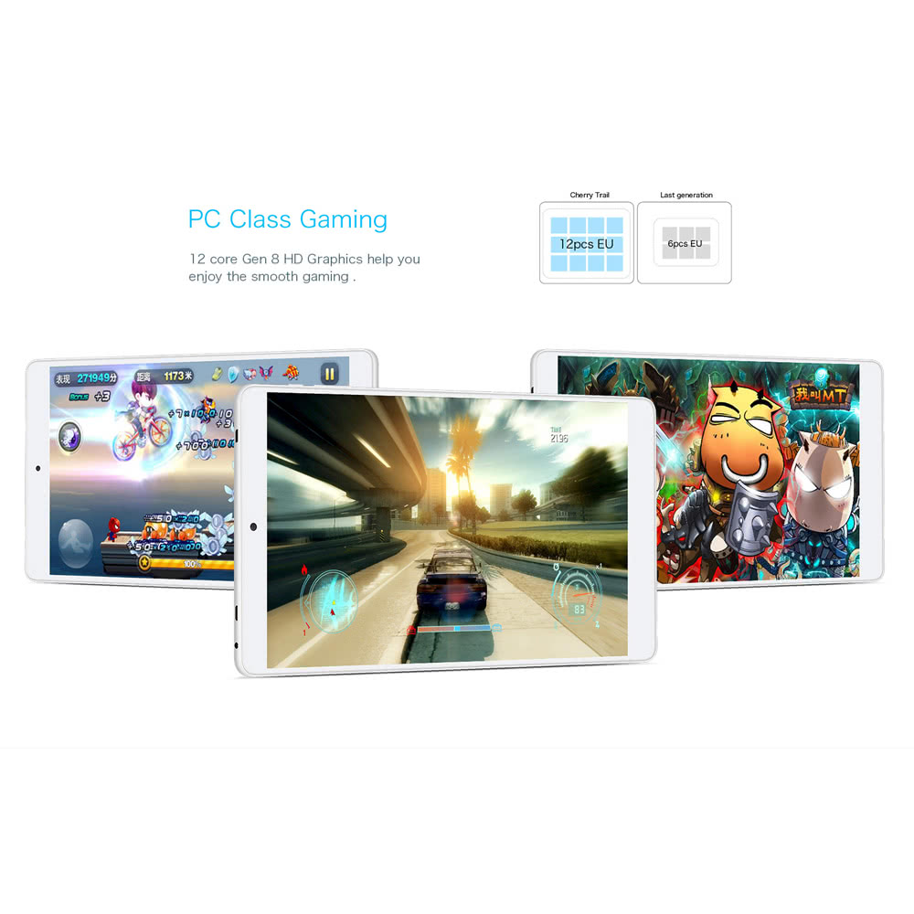 Teclast X80 Pro Tablet PC Android 5 1/Windows 10 Home