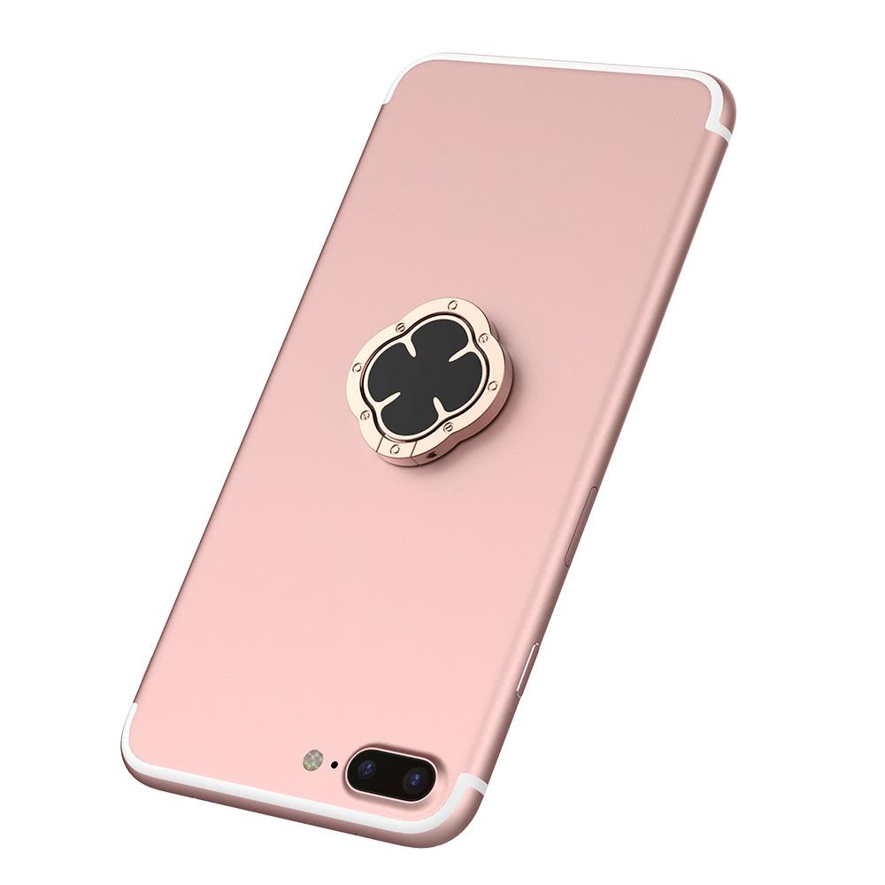 Porte anneau de doigt aspiration magn tique support de t l phone cellulaire universel support de - Porte telephone voiture universel ...