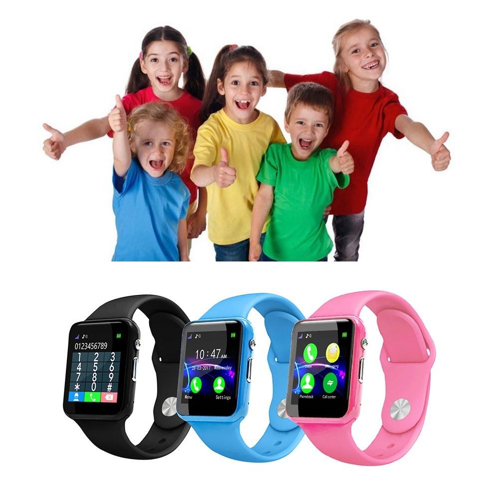 Kids Smart Watch Children Tracker Smartwatch
