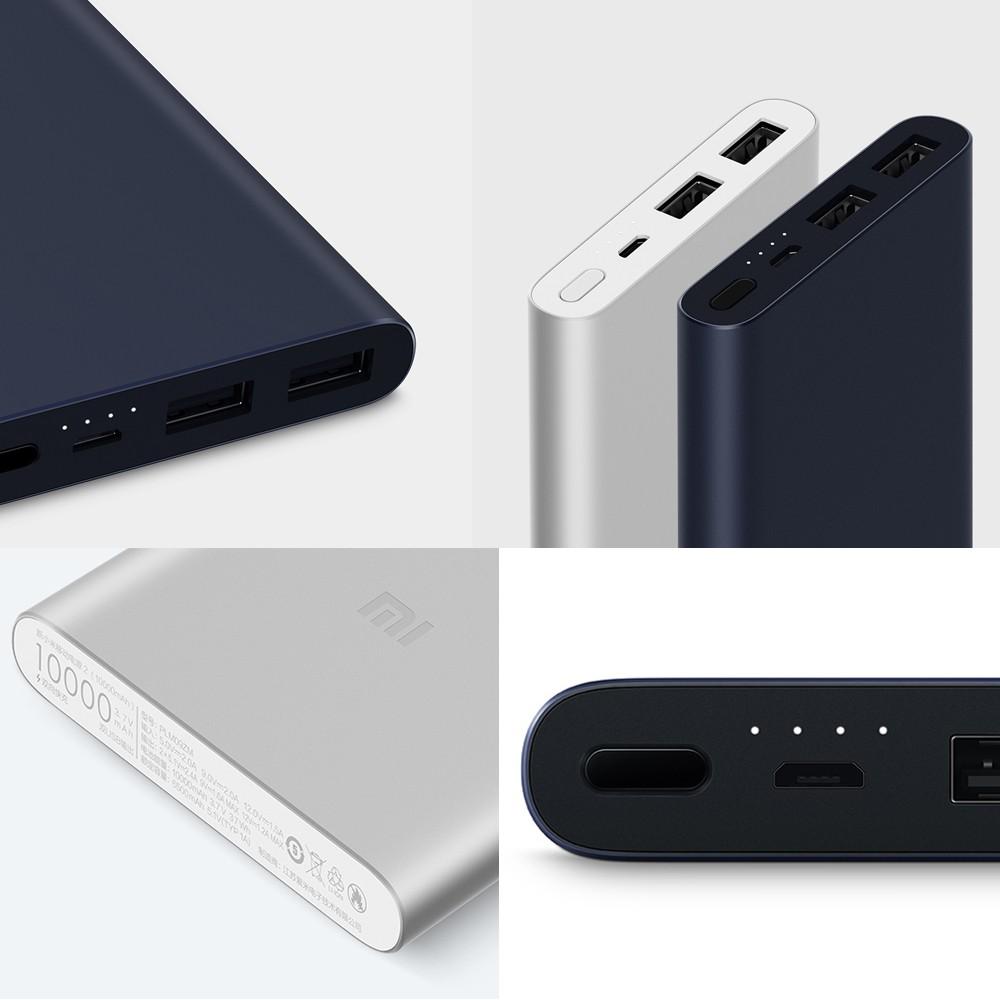Xiaomi Power Bank modelo 2018 de 10.000 mA comprar barato al precio minimo de oferta con cupón descuento. Con envío GRATIS Libre de aduanas para España.