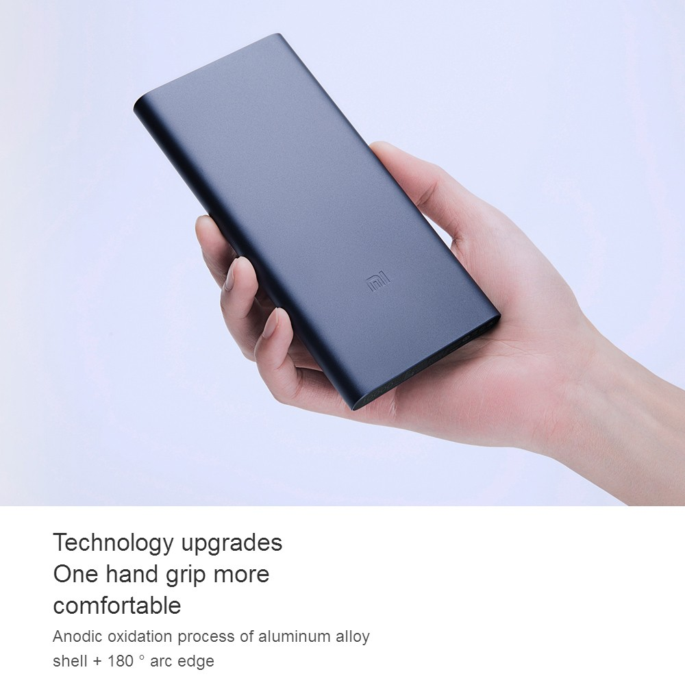 2018 Original New Version Xiaomi Mi Power Bank 2 Portable 10000mah The Usb Router Repeater Is Made From Durable Cnc Aluminum It39s Nearly Mouse Over To Zoom In