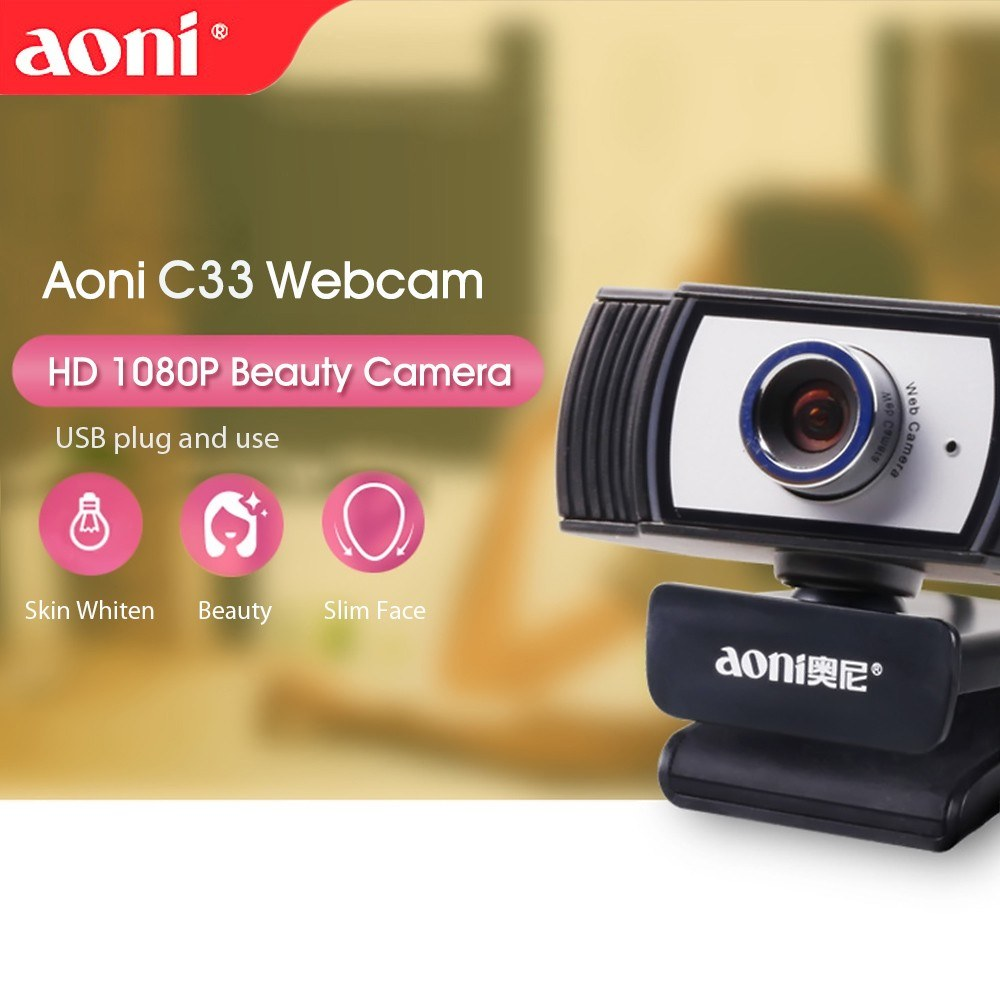 Web Camera beauty